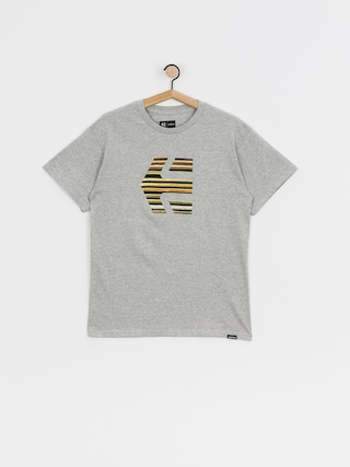 Etnies Deck Icon T-shirt (grey/heather)