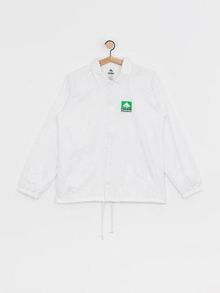 Emerica Classic Combo Coaches Jacket (white)