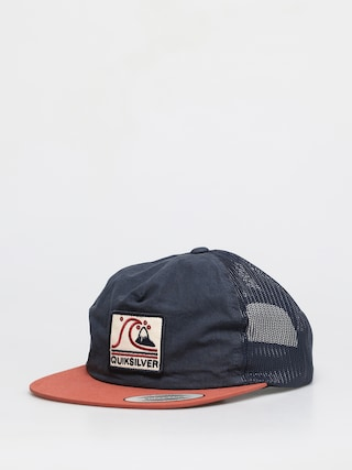 Quiksilver Brother Earth ZD Cap (majolica blue)
