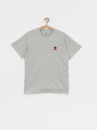 eS Duo Block T-shirt (grey/heather)