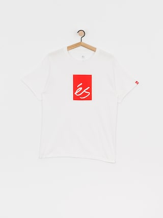 eS Main Block T-shirt (white)