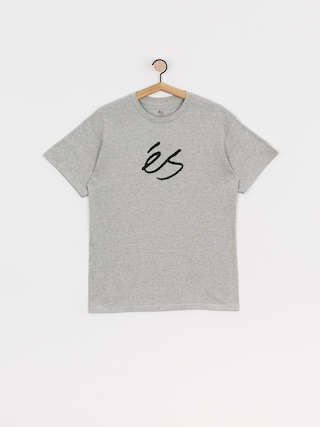 eS Scrip Mid T-shirt (grey/heather)
