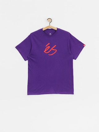 eS Scrip Mid T-shirt (purple)