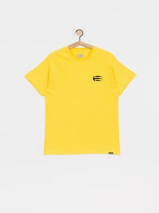 Etnies Joslin T-shirt (yellow)