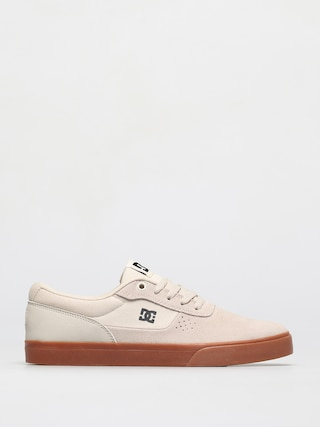 DC Switch Shoes (white/white/gum)