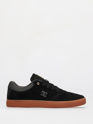 DC Crisis Shoes (black/grey/black)