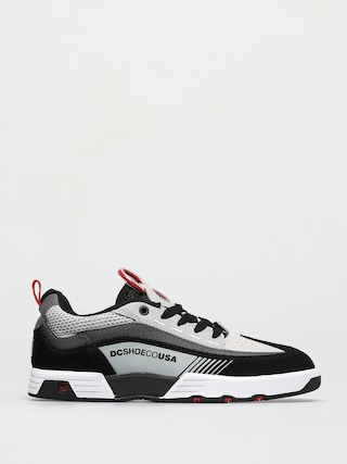 DC Legacy 98 Slim Shoes (black/grey/red)