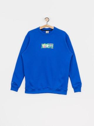 Nervous Acid Box Sweatshirt (royal)