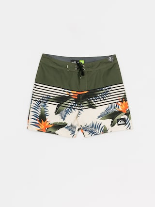 Quiksilver Everyday Lightning 17 Boardshorts (kalamata)