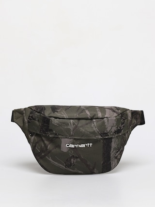 Carhartt WIP Payton Bum bag (camo tree green/white)