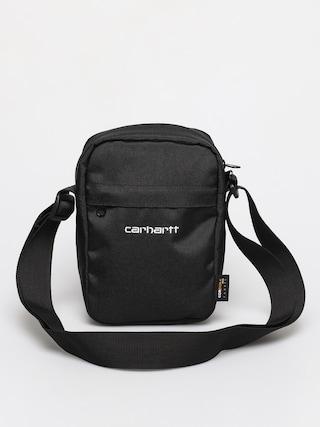 Carhartt WIP Payton Pouch Bag (black/white)