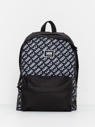 Vans Realm Classic Backpack Wmn (black/brand striper)