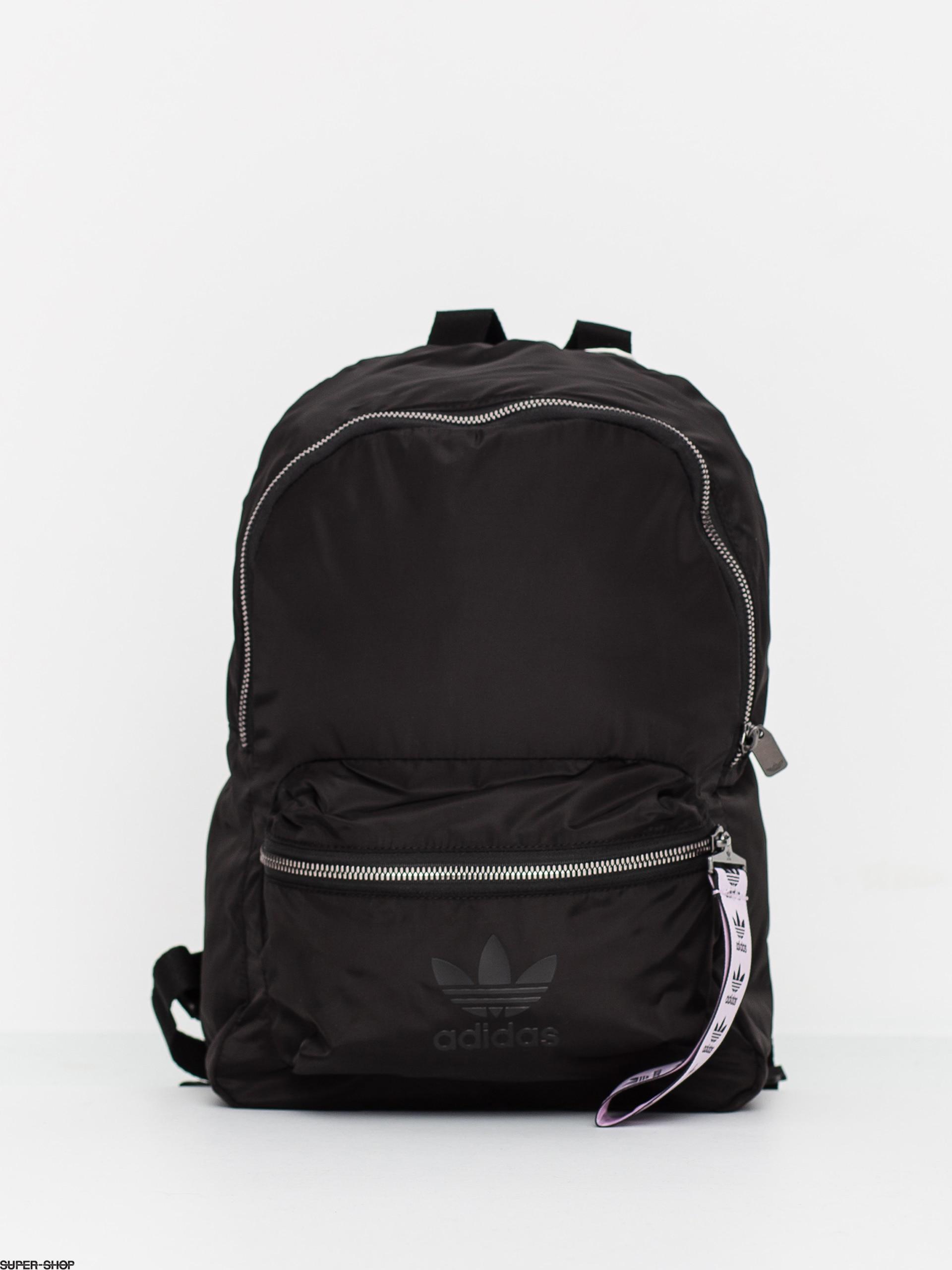 Cesta Descompostura aerolíneas  adidas Originals Nylon W Bp Backpack Wmn (black)