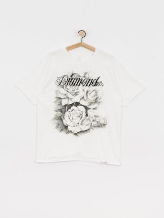 Diamond Supply Co. Giant Script Blossom T-shirt (white)