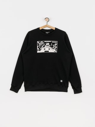 Tabasko Mc Crew Sweatshirt (black)