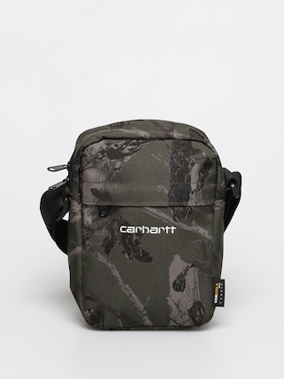 Carhartt WIP Payton Pouch Bag (camo tree green/white)