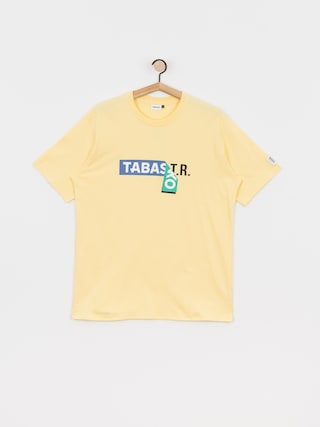 Tabasko Sticker T-shirt (yellow)