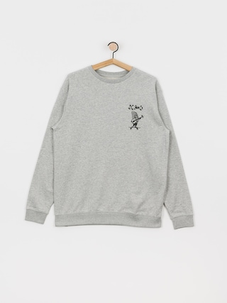 DC Taco Tuesday Sweatshirt (grey heather)