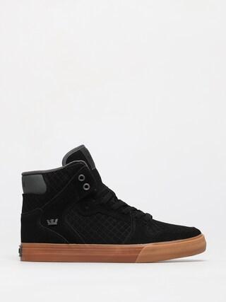 Supra Vaider Shoes (black/dk grey gum)