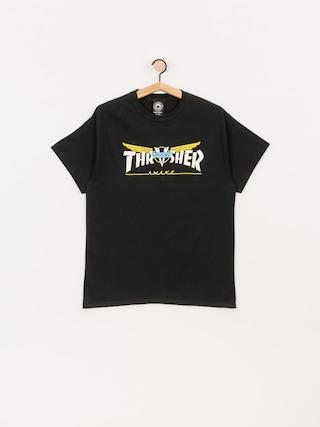 Thrasher Venture Collab T-shirt (black)