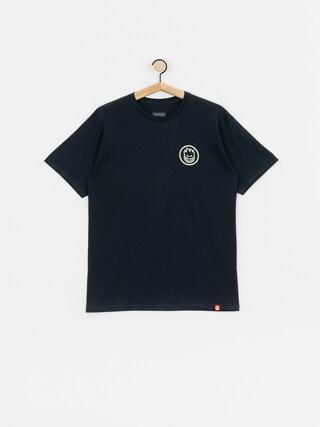 Spitfire Classic Swirl T-shirt (navy/dschrg)