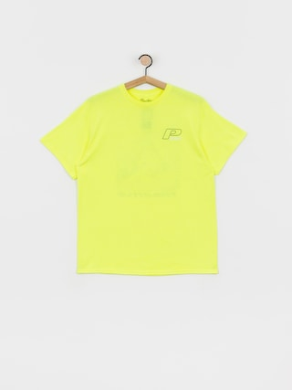 Primitive Summit T-shirt (safty green)