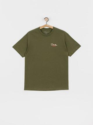 Primitive Osaka T-shirt (military green)