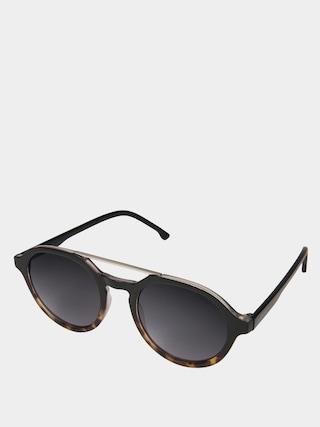 Komono Harper Sunglasses (matte black tortoise)