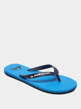Quiksilver Molokai Flip-flops (blue/blue/blue)