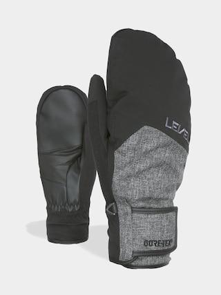 Level Rescue Mitt Gore Tex Gloves (black grey)