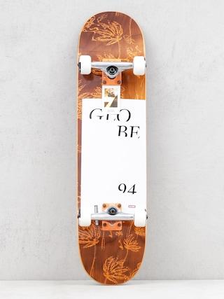 Globe G2 Typhoon Skateboard (salmon)