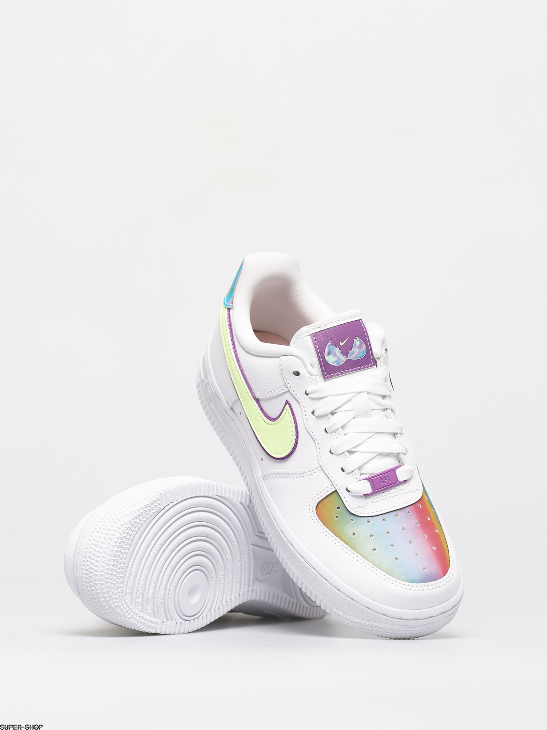 Nike Air Force 1 Easter Shoes Wmn