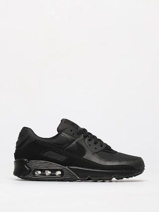 Nike Air Max 90 Shoes (black/black black white)