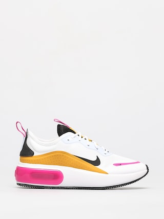 Nike Air Max Dia Shoes Wmn (white/black pollen rise hydrogen blue)