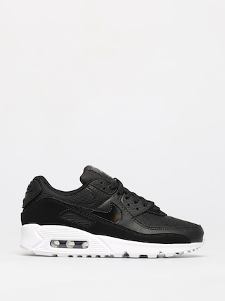 Nike Air Max 90 Twist Shoes Wmn (black/black white)