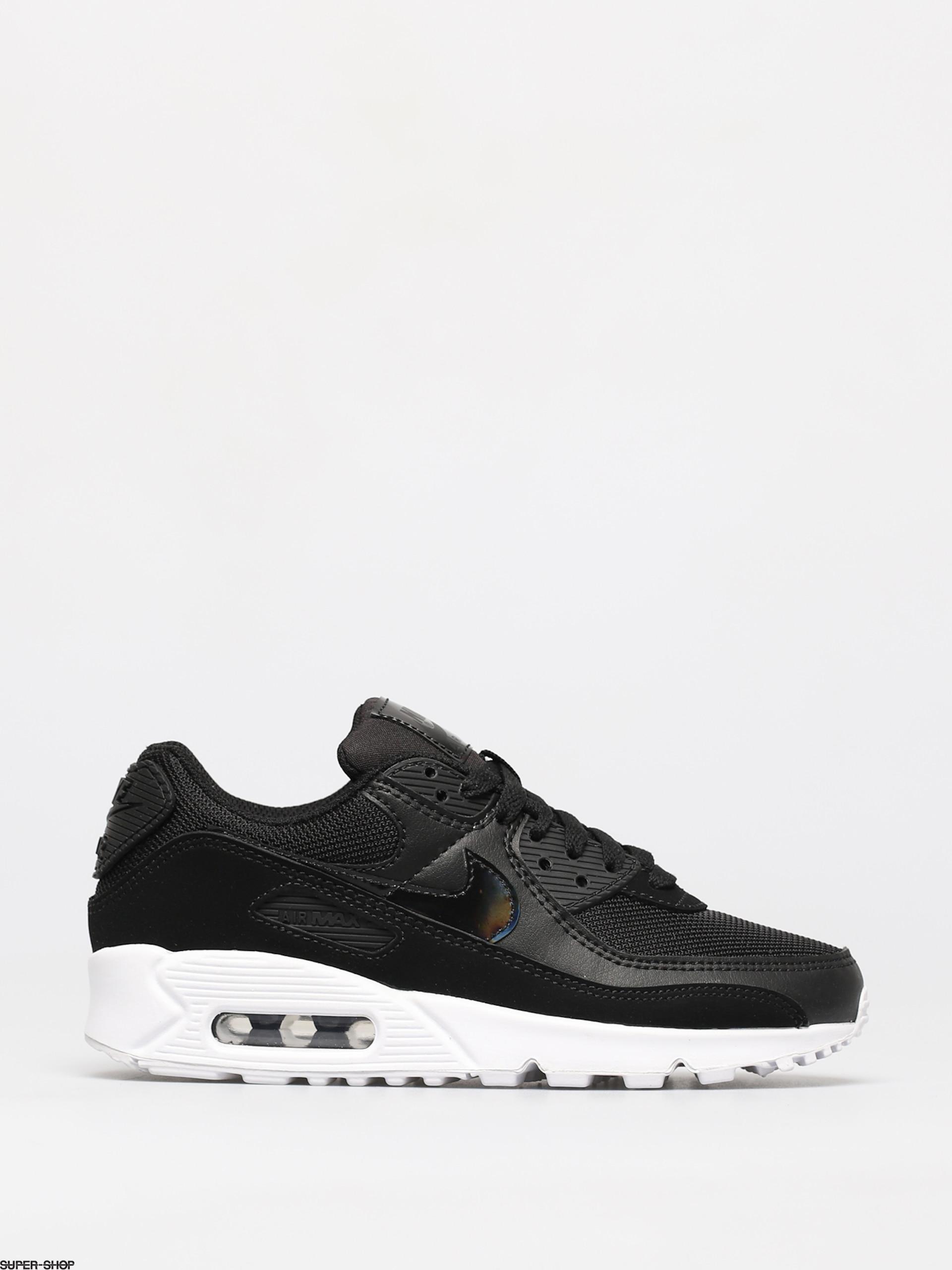 Nike Air Max 90 Twist Shoes Wmn (black/black white)