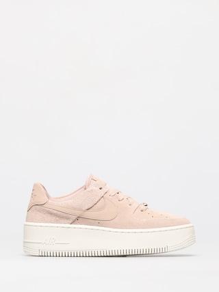 Nike Air Force 1 Sage Low Shoes Wmn (particle beige/particle beige phantom)