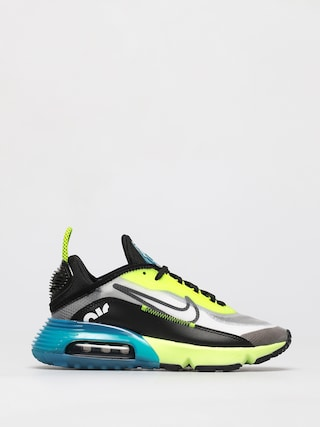 Nike Air Max 2090 Shoes Wmn (white/black volt valerian blue)
