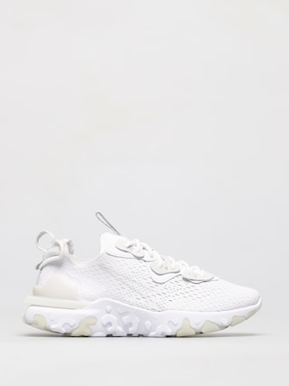 Nike React Vision Shoes (white/lt smoke grey white lt smoke grey)