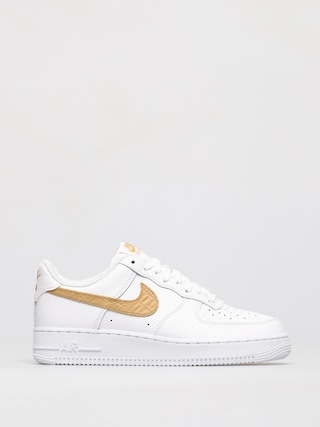 Nike Air Force 1 Lv8 Shoes (white/club gold white)