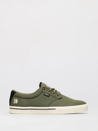 Etnies Jameson 2 Eco Shoes (olive/black)