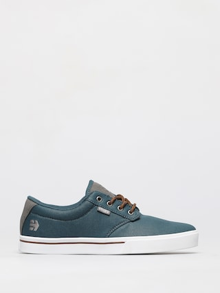 Etnies Jameson 2 Eco Shoes (navy/grey/silver)