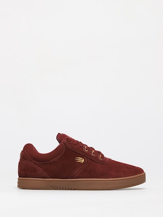 Etnies Joslin Shoes (burgundy/gum)