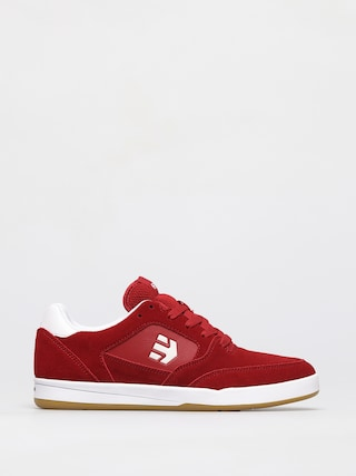 Etnies Veer Shoes (red/white/gum)