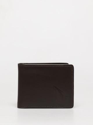 Volcom Straight Lth Wallet (brown)