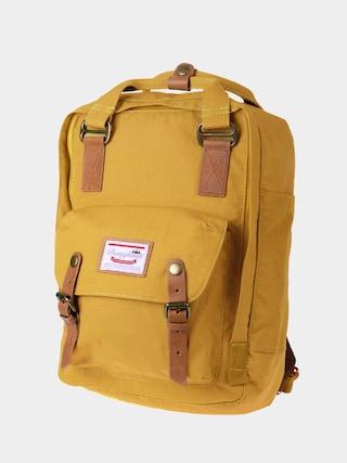 Doughnut Macaroon Backpack (mustard)