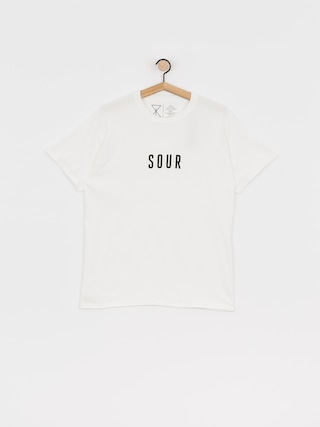 Sour Solution Sour Army T-shirt (white)