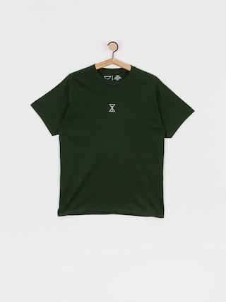 Sour Solution Succees Failure T-shirt (bottle green)