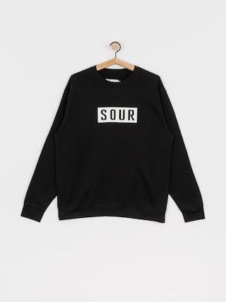 Sour Solution Sour Patch Crew Sweatshirt (black)