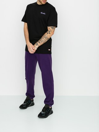Diamond Supply Co. Purple Haze Patch Pants (purple)